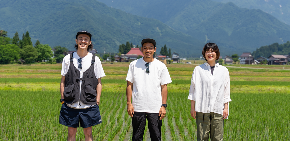 Members group photo Niigata